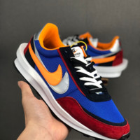 HCXX 19July 623 Nike LDV Blazer Waffle Daybreak x Sacai BV0073 Causal Sneakers Racing Shoes