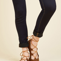 Campus Character Flat in Fawn | Mod Retro Vintage Flats | ModCloth.com