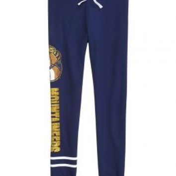 West Virginia Mountaineers Cuff Leggings   Girls College Active Shop   Shop Justice