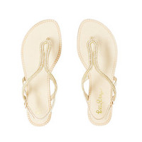 Delray Sandal | 24628 | Lilly Pulitzer