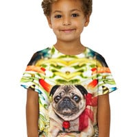 Kids Jingle Bells Christmas Pug