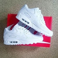 NIKE AIR MAX 90 fashion ladies men running sports shoes sneakers shoes-1