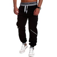 Harem Pants New Style Fashion  Casual Skinny Sweatpants Pants Trousers Drop Crotch Pants Men Joggers Sarouel