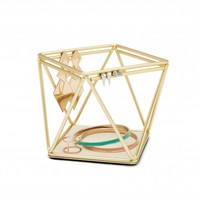 Raiden Jewerly Organizer, Brass