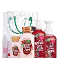 Holly Jolly Gift Set Winter Candy Apple