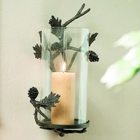 SPI Home Collection  Pinecone Wall Sconce