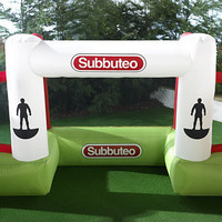 Subbuteo Giant Inflatable Pitch - buy at Firebox.com