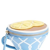 kate spade new york 'tea cup' leather coin purse | Nordstrom