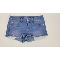 American Eagle Womens Short Denim Shorts