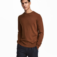 H&M Merino Wool-blend Sweater $19.99