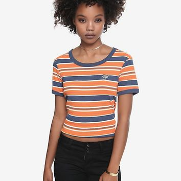 Her Universe Star Wars Solo Striped Girls Ringer T-Shirt