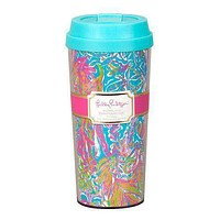 Thermal Mug in Scuba to Cuba by Lilly Pulitzer