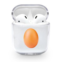 Clear World Record Egg Airpods Case