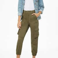 High-Rise Utility Pants