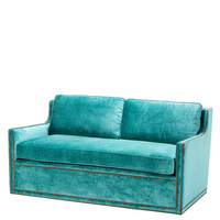 Sea Green Sofa | Eichholtz Granery