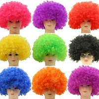 Party Explosion of Curls Wigs