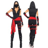 New Masked Woman Halloween costumes Kunoichi RPG [8978981639]