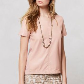 Sculpted Katia Top by Sunday in Brooklyn Nude M Tops