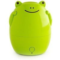 Frog Aromatherapy Diffuser for Kids w/ Humidifier - Aromatherapy Start Up Kit - Includes Kid Safe Essential Oil Samples -