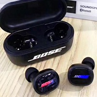 Bose's fashionable wireless bluetooth headset is selling a charging case for casual sports headphones for men and women