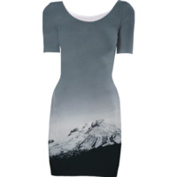 Mount Hood created by Leah Flores   Print All Over Me