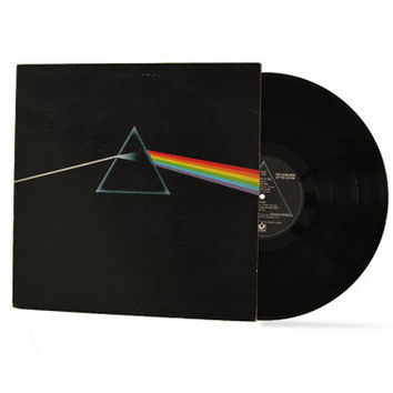 "PINK FLOYD - ""The Dark Side Of The Moon"" vinyl record"