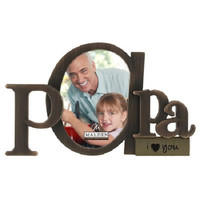 Papa Picture Frame by Malden