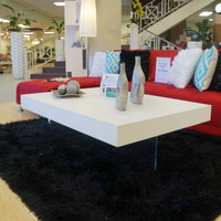 White Mansion Coffee Table