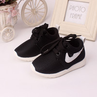 Spring 0 to 3 years old baby shoes boys girls casual sports shoes fashion kids sneakers children's running shoes moccasins