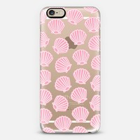 PINK CLAM SHELLS iPhone 6 case by Katie Reed   Casetify