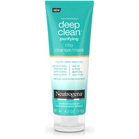 Deep Clean Purifying Cleanser & Mask | Ulta Beauty