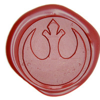 Star Wars Rebel Alliance Wax Seal Stamp