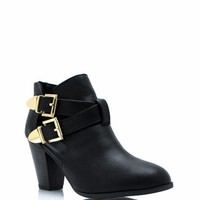 Two Is Company Ankle Boots - GoJane.com
