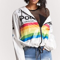 Polaroid Hooded Windbreaker