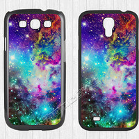 Fox Nebula Galaxy Samsung Galaxy S3 S4 Case,Infinity Lion king Galaxy S3 S4 Hard Case,cover skin Case for Galaxy S3 S4,More styles for you