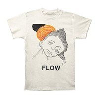 Cage The Elephant Men's Flow T-shirt White