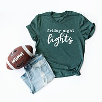 Friday Night Lights | Short Sleeve Graphic Tee