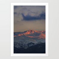"""""""Tosal Del Cartujo at sunset"""". 3152 Meters by Guido Montañés"""