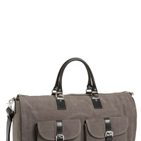 Men's hook + ALBERT Canvas Garment/Duffel Bag