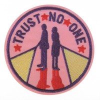 """Trust No One"" Patch"