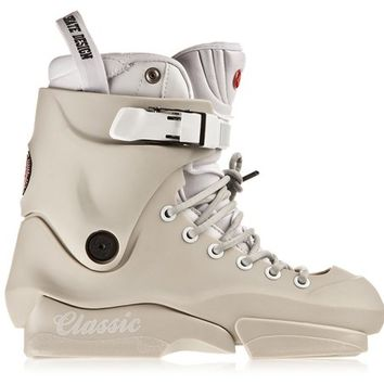 USD Classic Throne Grey Boot Only : Bakerized Skate Shop, Destroy and Repeat