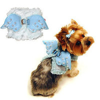 Dog Clothes Designer Couture Luxury Dog Tank, Boutique, Cute, XXS, Tiny, Yorkie, Chihuahua, Boutique