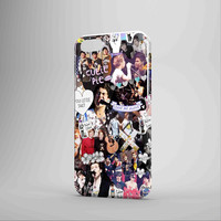 5Sos Style Collage iPhone 5 Case