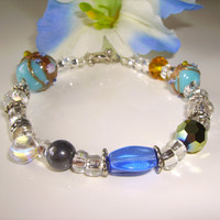 Mother in Law Bracelet,  Unique Gift for Husband's Mother B2