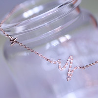 Telepathy bracelet /For Love and Friendship/Gorgeous Design for your classy