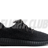 """yeezy boost 350 """"pirate black (2016 release)"""""""