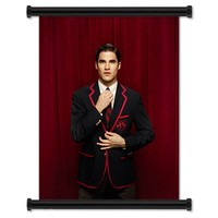 """Glee Season 3 Fabric Wall Scroll Poster (16"""" X 21"""") Inches   AihaZone Store"""