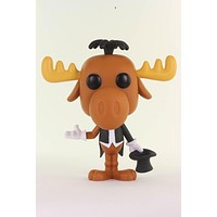 Funko  Pop Animation, Rocky and Bullwinkle, Bullwinkle #447