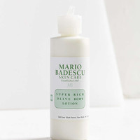 Mario Badescu Super Rich Olive Body Lotion - Urban Outfitters