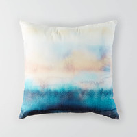 AEO APT Watercolor Pillow, Multi